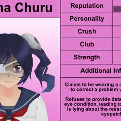Supana的第二版個人資料