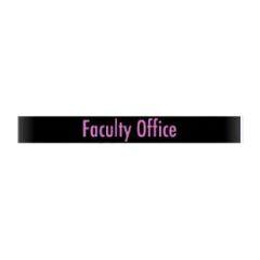 Faculty Office <a href=