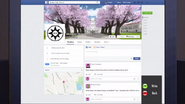 Akademi high facebook page