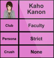 Kanon 2nd Portrait September1st