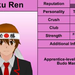 Juku's 4th profile. February 17th, 2016.