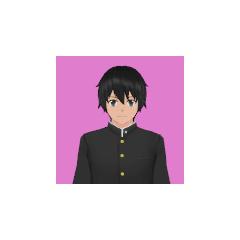 Senpai's 2nd portrait.