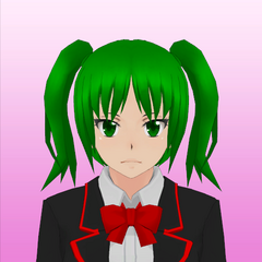 Koharu's 8th portrait. February 17th, 2016.