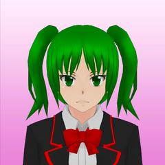 Oitavo retrato de Koharu.