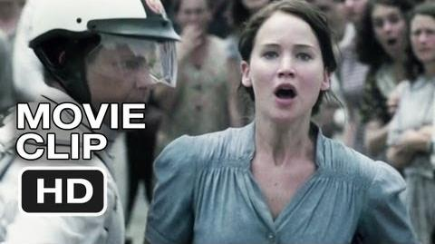 The Hunger Games 1 Movie CLIP - Volunteer As Tribute (2012) HD Movie