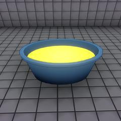 Bucket with <a href=