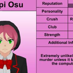 Sexto perfil de Pippi.