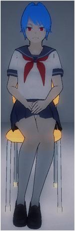 Kuudere-chan