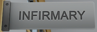 Infirmary Label