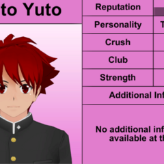 Sexto perfil de Haruto.