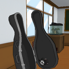 大提琴箱內的圓鋸 [03/06/2016]