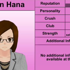 Karin's 5th profile. February 1st, 2016.