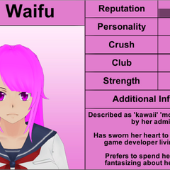 Mai's 2nd profile. December 3rd, 2015.