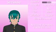 6-1-2016 Sora Sosuke Profile