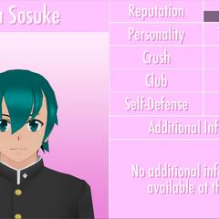 Sora's 8th profile. June 1st, 2016.