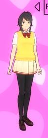 Yandere-chan Uniform 3 April.png