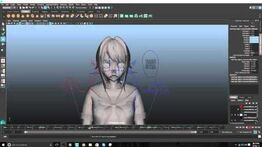 SCP Lip Sync Animation│Yandere Ani