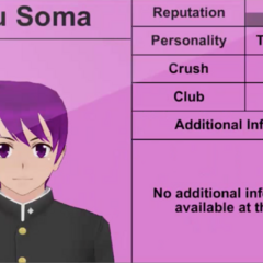 Riku's 4th profile.