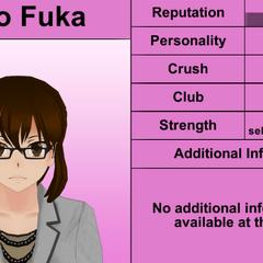 Rino Fuka's 5th profile.