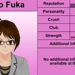 Rino's 6th profile. February 1st, 2016.