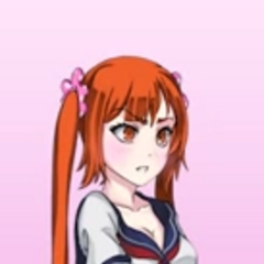 A surprised Osana in