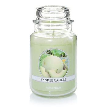 20150826 Honeydew Lrg Jar yankeecandle com