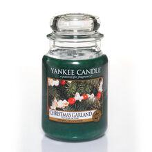 20150127 Christmas Garland Lrg Jar yankeecandle co uk
