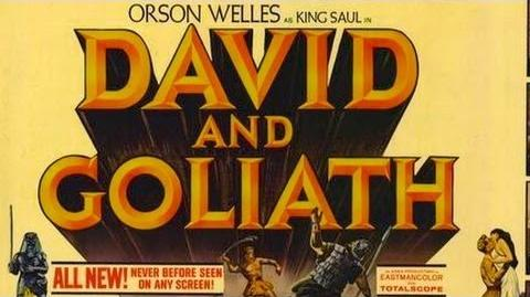 David and Goliath (1960) Orson Welles and Ivica Pajer FULL MOVIE