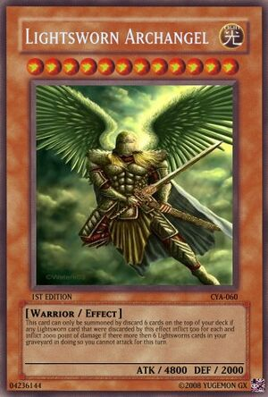 Lightsworn Archangel