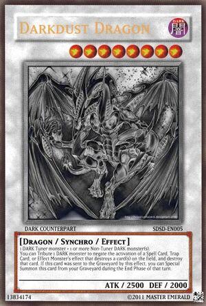 Darkdust Dragon