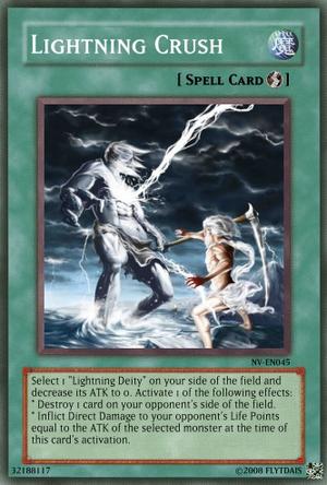 LightningCrush