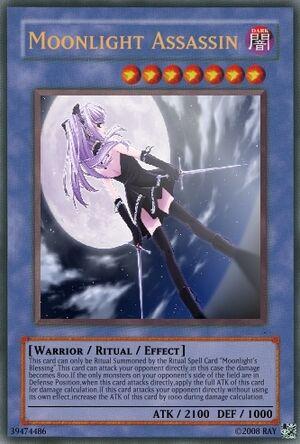 Moonlight assasin