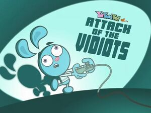 122a - Attack of the Vidiots