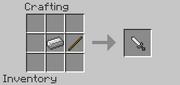 Knife recipe