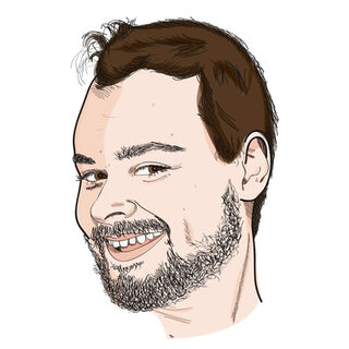 Rob's former Twitter avatar.