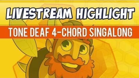 Stream Highlights - Tone Deaf 4-Chord Singalong-0