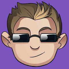 Rythian's first Yogscast avatar.