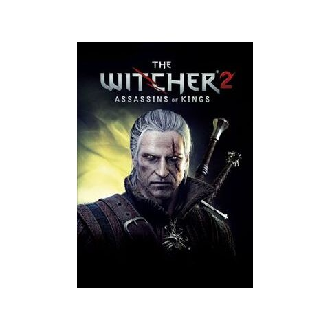 Witcher 2's Cover Art