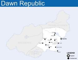 HighRollers - Map of Dawn Republic