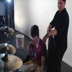 More Drum Practice.