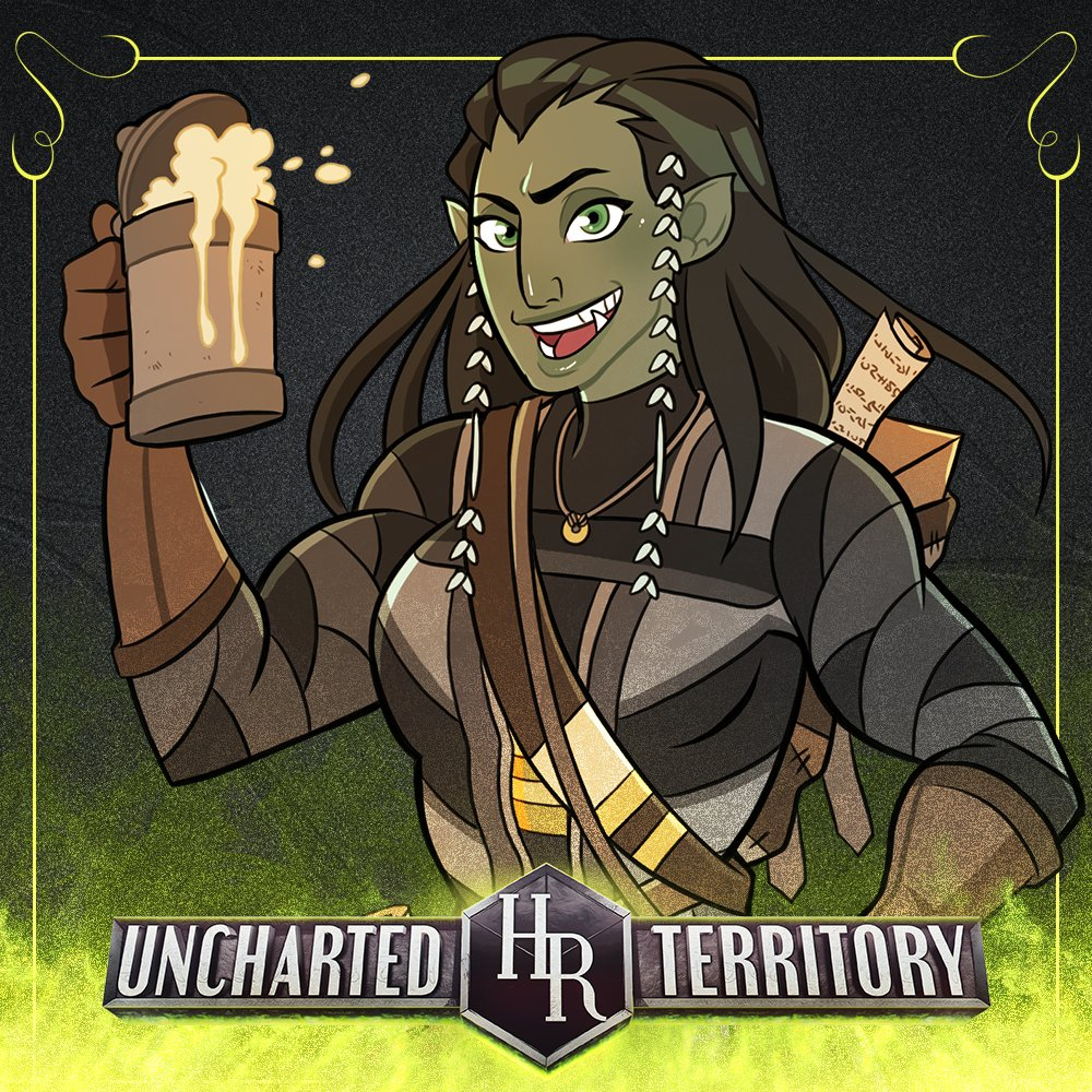 HighRollers Uncharted Territory K'ehleyr