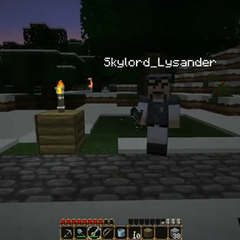 Skylord Lysander, as seen in one of the earlier Shadow of Israphel episodes.
