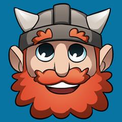 Simon's first Yogscast avatar.