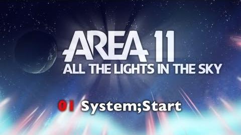Area 11 - System;Start