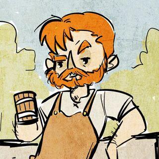 Berym's Previous Twitter avatar.