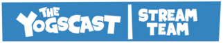 Yogscast Stream Team banner