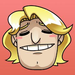 Alex's current Twitter avatar.