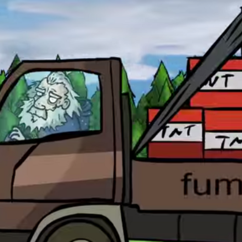 Fumblemore as he appears in <a href=