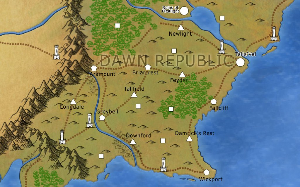 High Rollers Dawn Republic