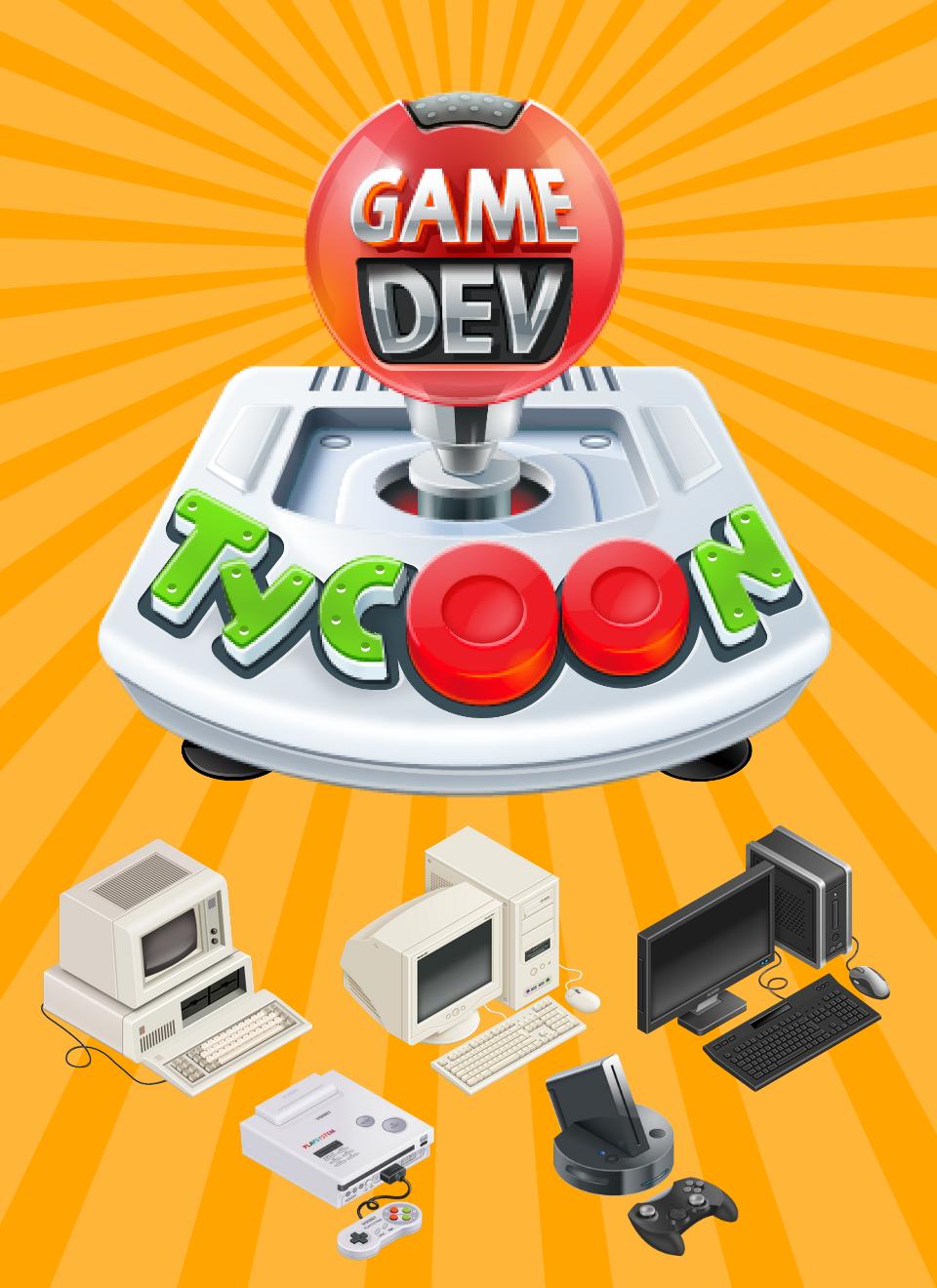 Game Dev Tycoon logo